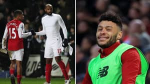 Alex Oxlade-Chamberlain Hits Back At Thierry Henry's Early Season Criticism