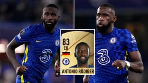 Antonio Rudiger Hilariously Calls Out EA Sports For His Pace In FIFA 22, He's Got A Point
