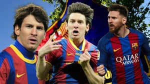 Lionel Messi Reveals The Favourite Goal He Has Ever Scored