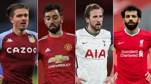 Stats Reveal The Biggest 'One-Man' Teams In The Premier League This Season