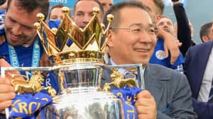 Paying Tribute To Vichai Srivaddhanaprabha Who Gave Leicester City Everything