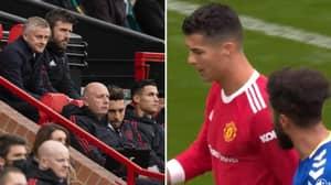 Gary Neville Slams Cristiano Ronaldo For Putting 'Real Pressure' On Ole Gunnar Solskjaer
