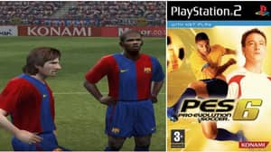 West Midlands Village? Patagonia? Can You Guess The PES 6 Fake Team Names?