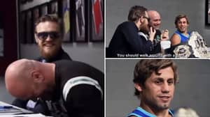 Conor McGregor Is Still Responsible For UFC's Most Brutal Insult, Urijah Faber Was Left Speechless