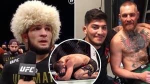 Conor McGregor's Teammate Fires Out Attack At Khabib Nurmagomedov Before Deleting Tweet About His Retirement