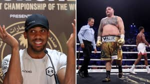 Anthony Joshua's Coach Takes Andy Ruiz Jr To Task Over Weight Gain Excuse