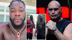 'Deontay Wilder Won't Step Aside For Unification Mega-Clash And Wants Tyson Fury's Blood'
