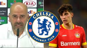 Bayer Leverkusen Manager Ruthlessly Trolls Chelsea Over Kai Havertz Transfer Saga, Gets Another Club Involved