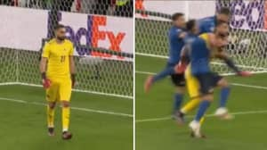 Gianluigi Donnarumma's Reaction To Saving Euro 2020 Winning Penalty Shows How Ice Cold He Is