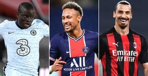 Neymar Names His Perfect Player: Combining Zlatan, N'Golo Kante And Sergio Ramos