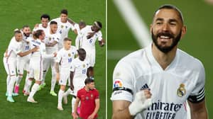 Karim Benzema Told By France Teammate That He Wants To Join Real Madrid