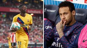 Barcelona Launch New Neymar Bid Which Includes Ousmane Dembele