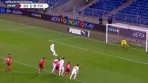 Sergio Ramos Misses Two Penalties In Spain Game Vs Switzerland