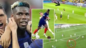 Paul Pogba's Stunning Euro 2020 Highlights Show He Was On Course To Be Named Player Of The Tournament