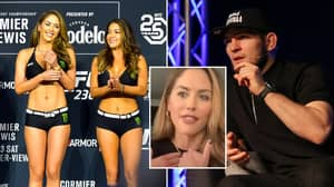 UFC Octagon Girl Brittney Palmer Reacts To Khabib's Controversial Ring Girl Comments