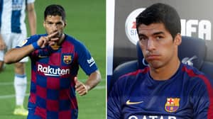 Luis Suarez's Barcelona Career Could End In The Most Humiliating Way Possible