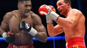 Anthony Joshua And Wladimir Klitschko Set For Wembley Stadium Showdown