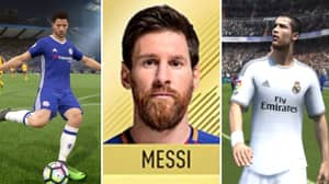 Lionel Messi's FIFA 18 Card Leaked As The Top 10 Players Revealed