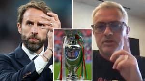Jose Mourinho Names 'Phenomenal' England Star The Best Player Of The Tournament At Euro 2020