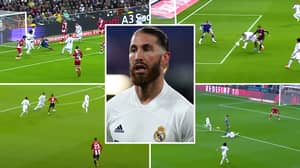 Sergio Ramos Compilation 'Proves' Why He Is The 'Greatest Defender In History' Amid Euro 2020 Snub