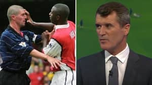 Man United Legend Roy Keane Names The Five Toughest Opponents In His Career