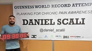 Aussie Bloke Smashes Guinness World Record For Longest Held Plank