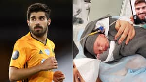 Ruben Neves Watched Birth Of His Child On FaceTime So He Didn't Miss Wolves Games