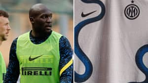 Inter Milan's First Away Shirt Without Pirelli Sponsorship Has Been Leaked