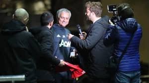 Italian TV Show Pulls Brilliant Antonio Conte Prank On Jose Mourinho