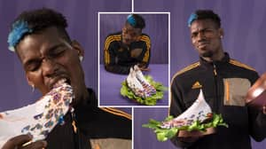 Paul Pogba Teams Up With Adidas To Create The World's First 100% Vegan Football Boot