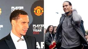 Kevin Kilbane Claims Virgil Van Dijk Is Better Than Rio Ferdinand