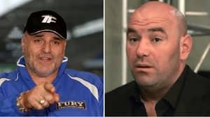 John Fury Calls Out UFC President Dana White For Fight