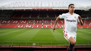 Manchester United Prepared To Trigger Wissam Ben Yedder's £35.9 Million Release Clause