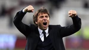 Antonio Conte Plotting £96 Million Raid On Former Club Juventus