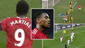 Twitter Thread 'Exposes' Anthony Martial As A 'Fraud' By Showing Incredible Solo Goals