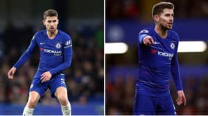 Jorginho Has Played 1,896 Passes Without Getting A Premier League Assist