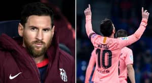 Lionel Messi Tops The Charts In Every Good Stat This Season