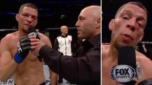 The Explosive Nate Diaz Interview That Got Him The Fight With Conor McGregor