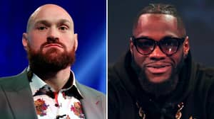 Deontay Wilder Responds To Tyson Fury After He Pulled Out Of Their Rematch