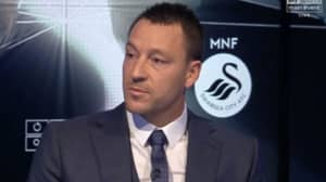 John Terry's All-Time Premier League XI Includes Eight Man United Players