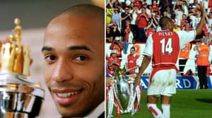 Thierry Henry Voted The Best Foreign Player In Premier League History