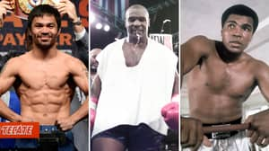 The 10 'Most Overrated' Boxers Of All Time Have Been Ranked
