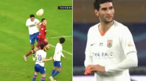 Marouane Fellaini Tells Referee To 'F*** Off' After 94th Minute Winner Is Controversially Disallowed