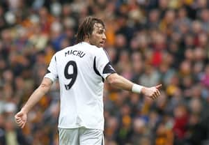 WATCH: Michu Scores Twice During First Game In 686 Days