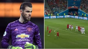 Fans Think They Have Found The Exact Moment That 'Broke' Manchester United's David De Gea