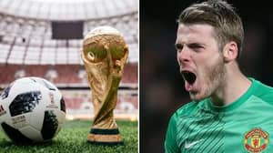 De Gea, Reina And Ter Stegen Give Damning View On World Cup Ball