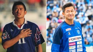 Japanese Legend Kazuyoshi Miura To Play Beyond 54th Birthday After Signing New Contract