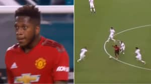Fred's Individual Highlights From Manchester United vs Real Madrid Are Very Impressive
