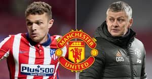 Manchester United Leading Transfer Chase To Sign Kieran Trippier From Atletico Madrid