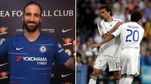 What Ruud van Nistelrooy Said To Gonzalo Higuain About Scoring Goals